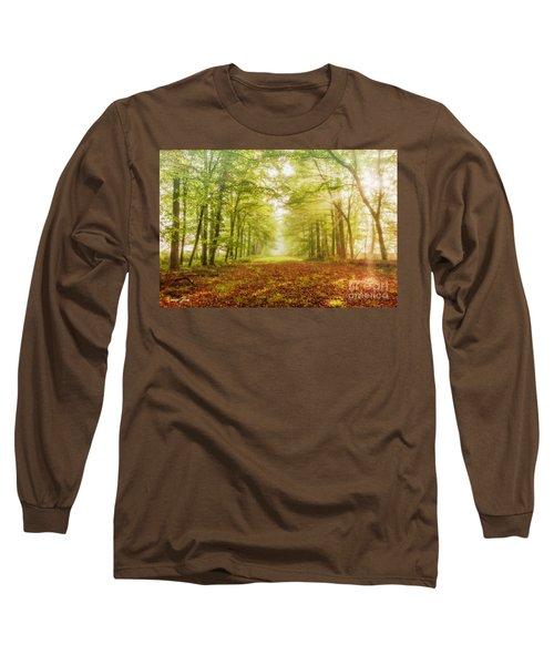 Neither Summer Nor Winter But Autumn Light Long Sleeve T-Shirt