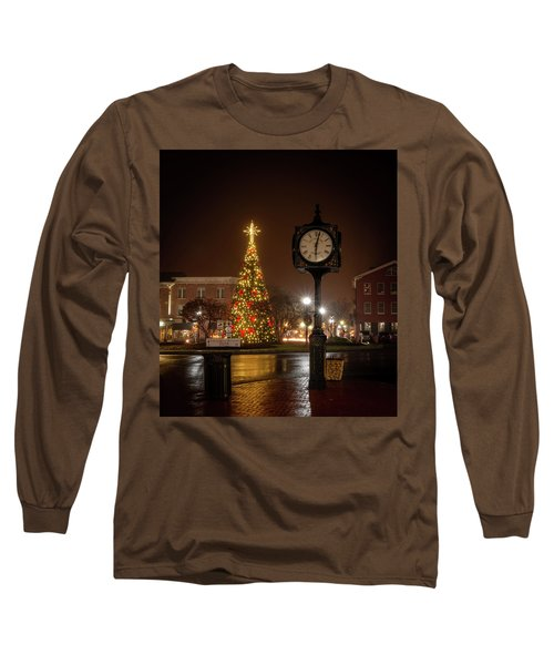Night On The Square Long Sleeve T-Shirt