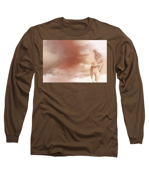 Ominous Storm Long Sleeve T-Shirt