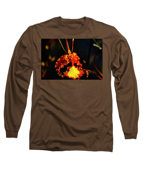 Orchid Study Four Long Sleeve T-Shirt