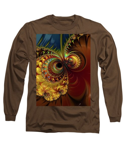Owl Eyes Long Sleeve T-Shirt