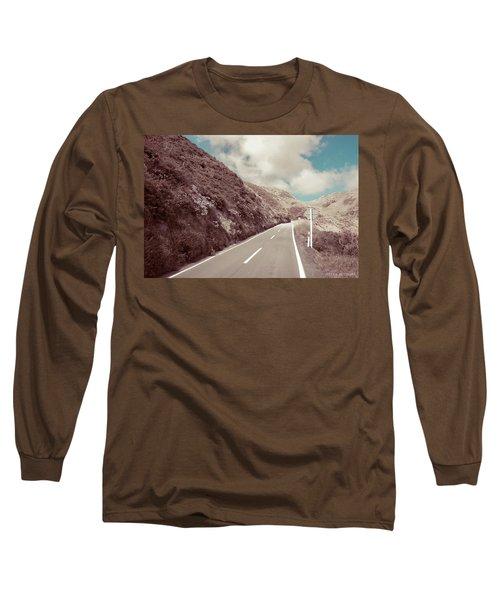 Paekakariki Hill Road Long Sleeve T-Shirt