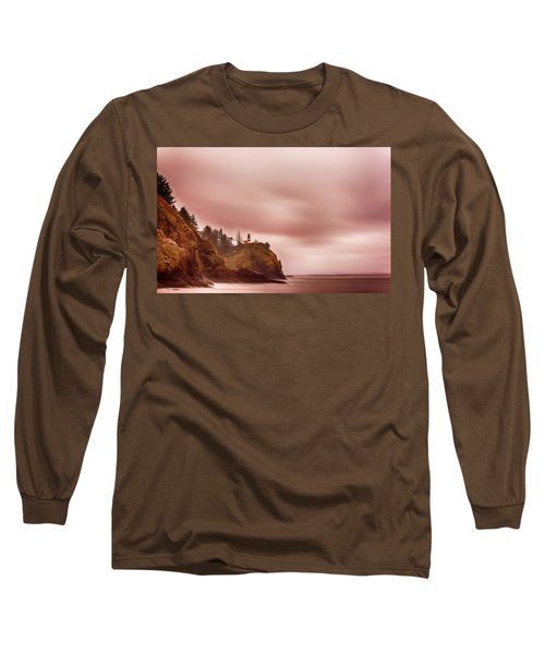 Pastel Seascape Long Sleeve T-Shirt