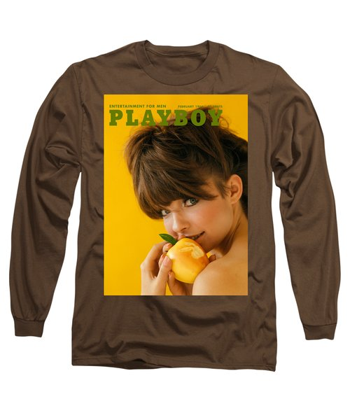 Playboy, February 1966 Long Sleeve T-Shirt