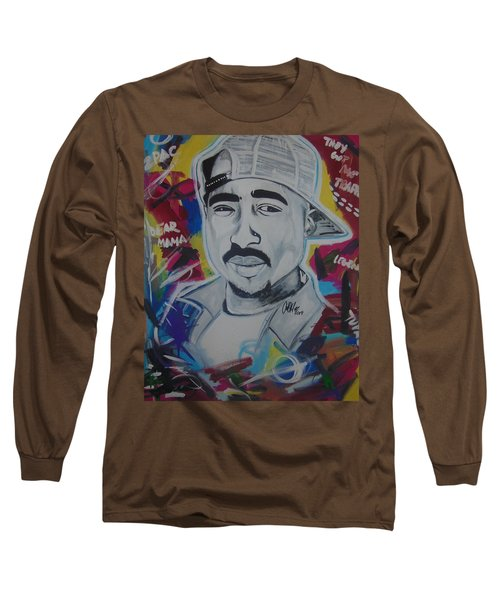 Poetic Pac Long Sleeve T-Shirt