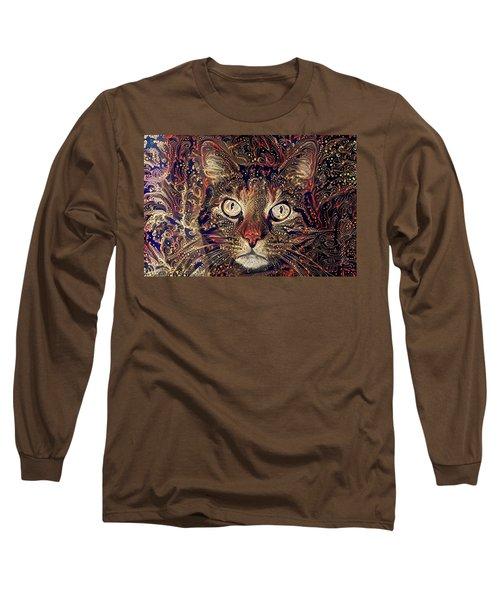 Mystic In Paisley Long Sleeve T-Shirt