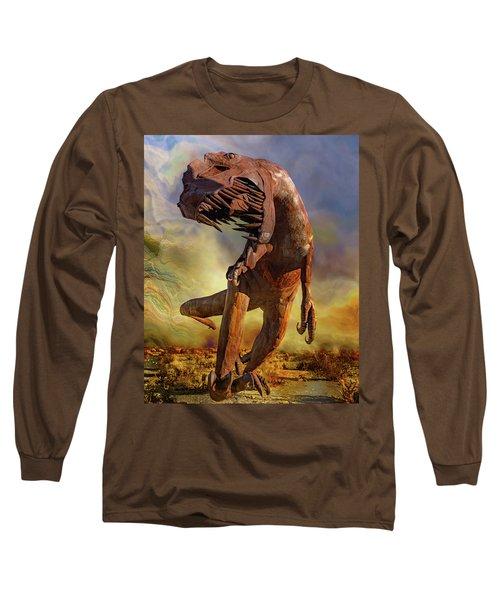 Raaawwwrrr Long Sleeve T-Shirt