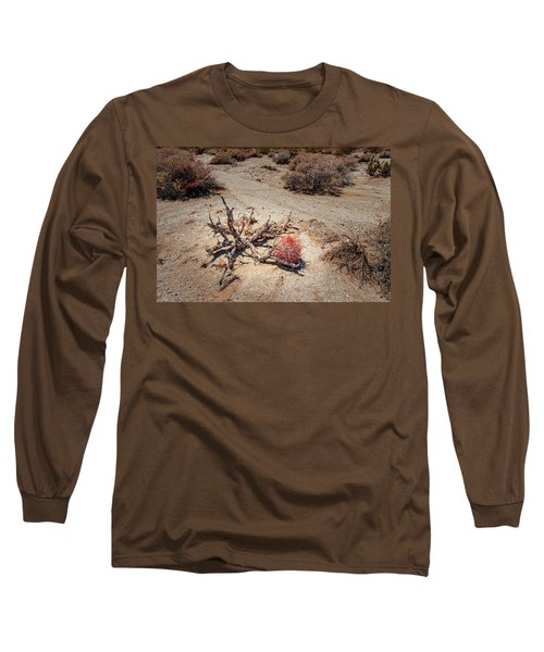 Red Barrel Cactus Long Sleeve T-Shirt