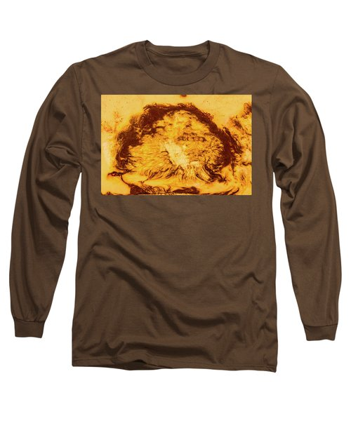 Rhapsody In Yellow Long Sleeve T-Shirt