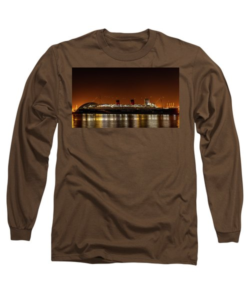 Rms Queen Mary Long Sleeve T-Shirt