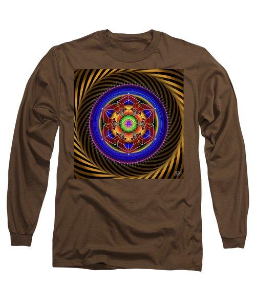 Sacred Geometry 763 Long Sleeve T-Shirt