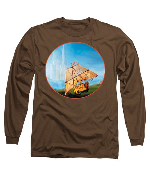 Sailbus Long Sleeve T-Shirt