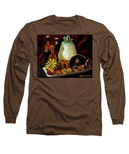 Savor Long Sleeve T-Shirt