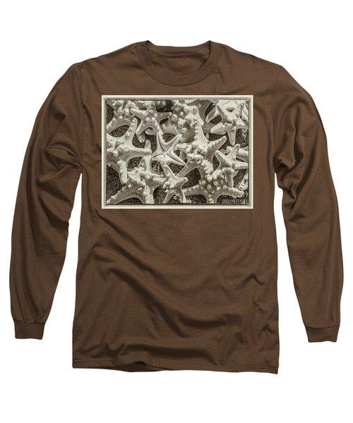 Sea Stars Long Sleeve T-Shirt
