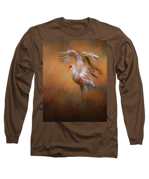 Seventh Inning Stretch Long Sleeve T-Shirt