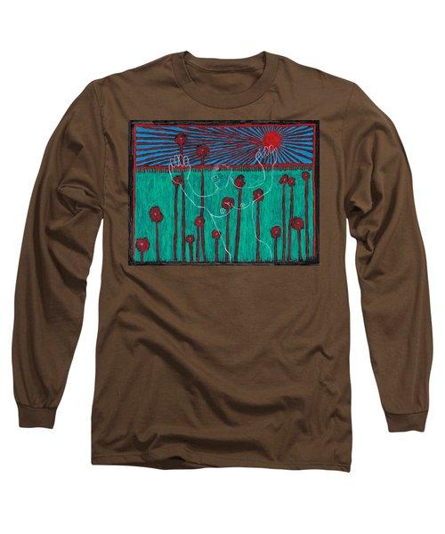 Shanghai Gardens 6 Long Sleeve T-Shirt