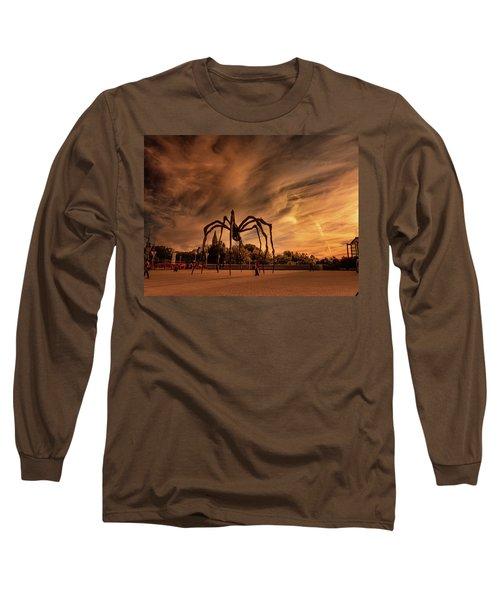 Spider Maman - Ottawa Long Sleeve T-Shirt