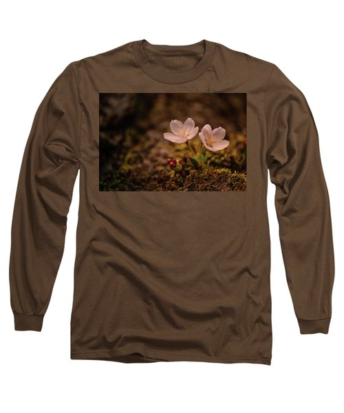 Spring Arrival In Seattle Long Sleeve T-Shirt