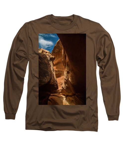 Sun And Shadow Long Sleeve T-Shirt
