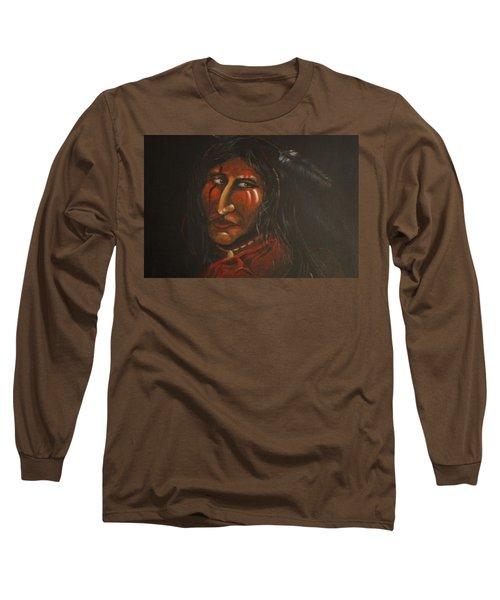 Suspicion Or Uncertainty Long Sleeve T-Shirt