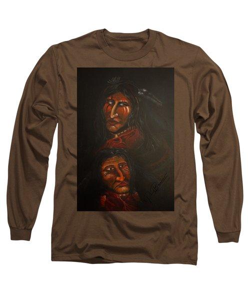 Suspicion Long Sleeve T-Shirt