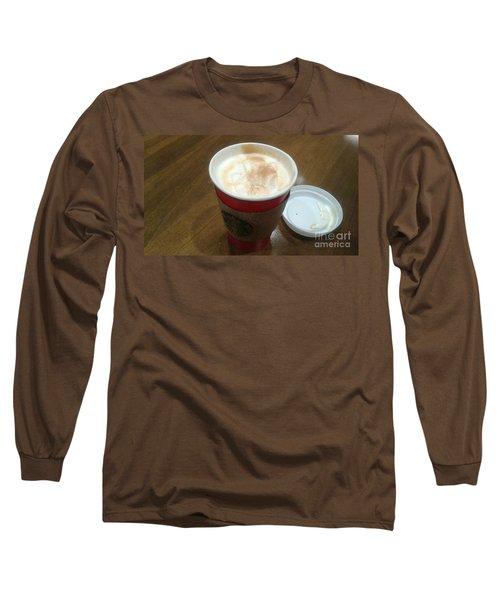 Sweet Cappuccino Long Sleeve T-Shirt