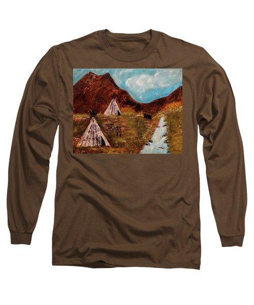 T- Pee Long Sleeve T-Shirt