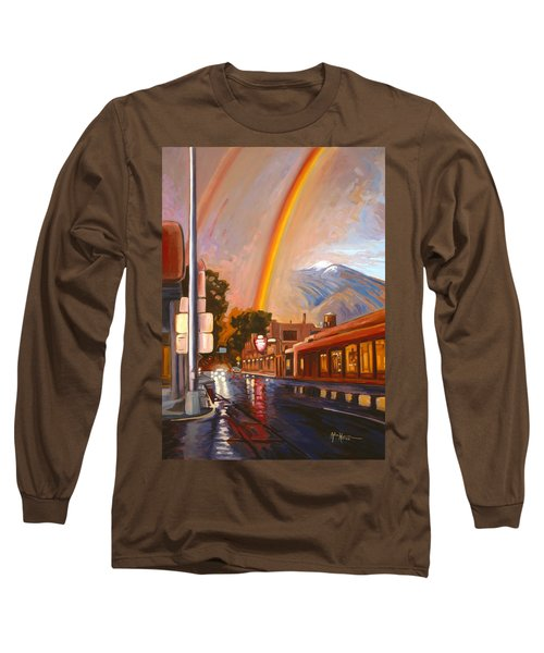Taos Rainbow Long Sleeve T-Shirt