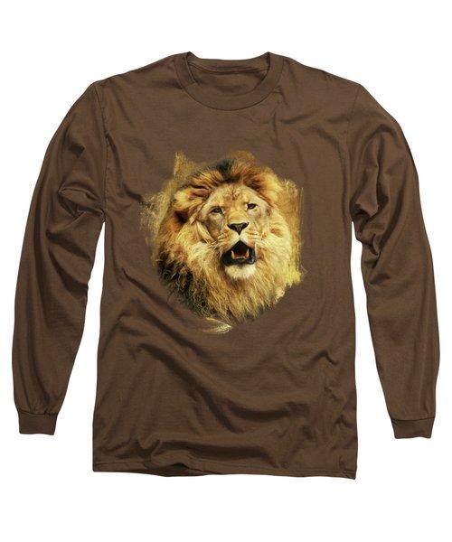 The King Long Sleeve T-Shirt