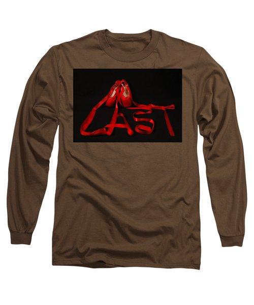 The Last Dance Long Sleeve T-Shirt