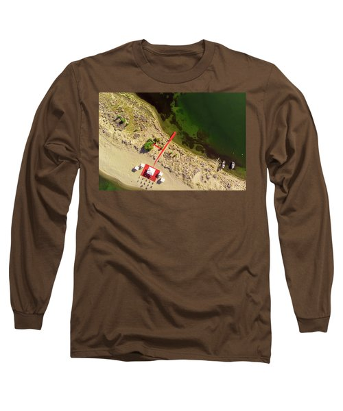 The Red Long Sleeve T-Shirt