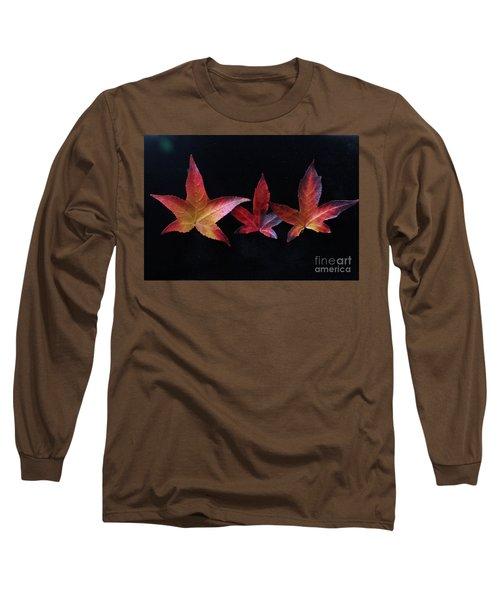 Three Amigos Or Amigas Long Sleeve T-Shirt