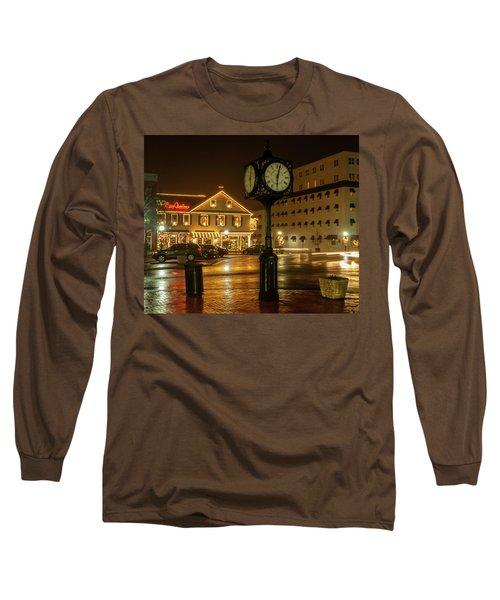 Time For Christmas Long Sleeve T-Shirt