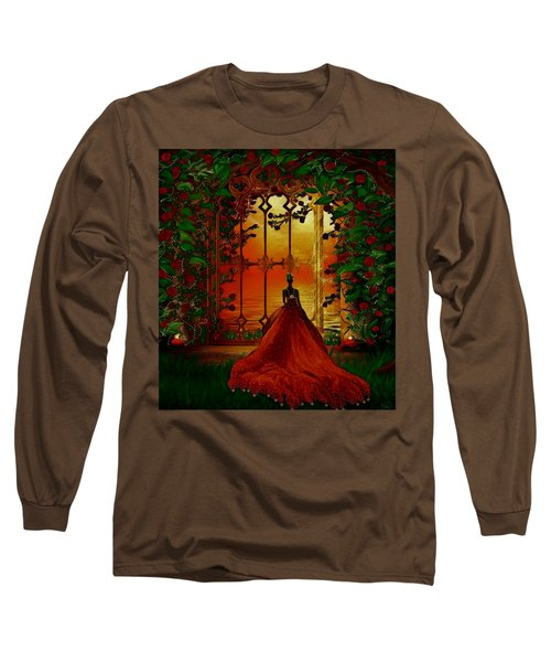 To The Ballroom Long Sleeve T-Shirt