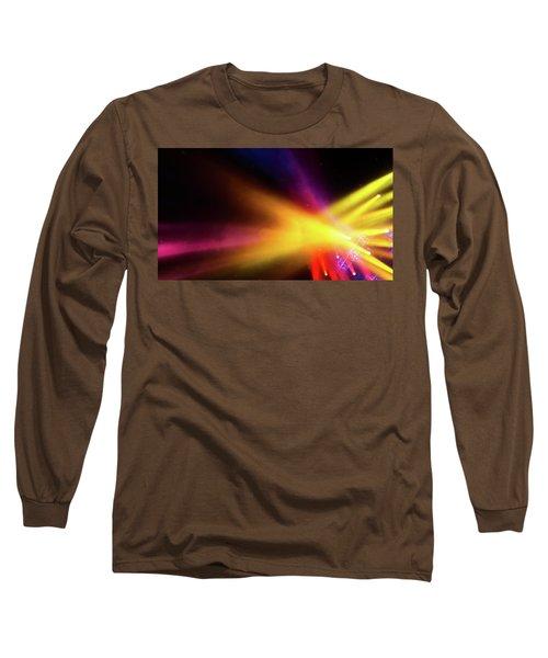 Tokyo Lights 2 Long Sleeve T-Shirt