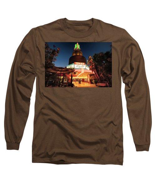 Tower Theater- Long Sleeve T-Shirt