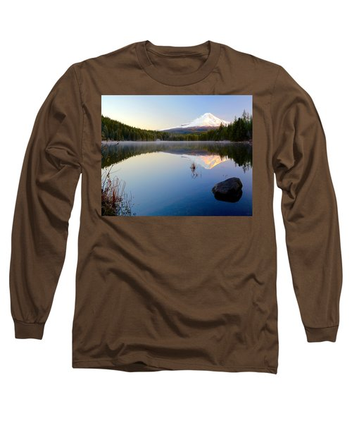 Trillium At Dawn Long Sleeve T-Shirt