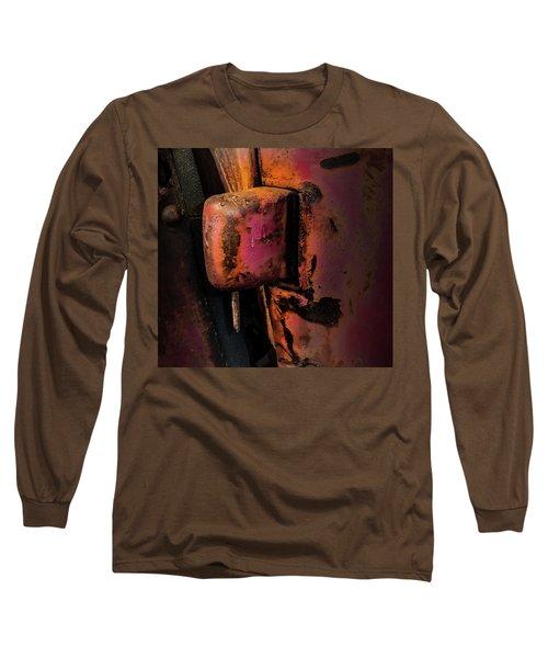 Truck Hinge With Nail Long Sleeve T-Shirt