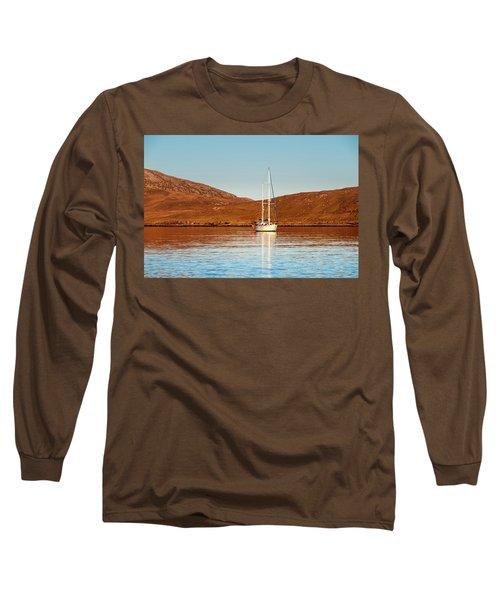 Vatersay Bay Long Sleeve T-Shirt