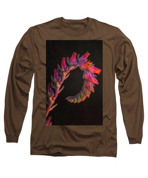 Vibrant Arc Long Sleeve T-Shirt