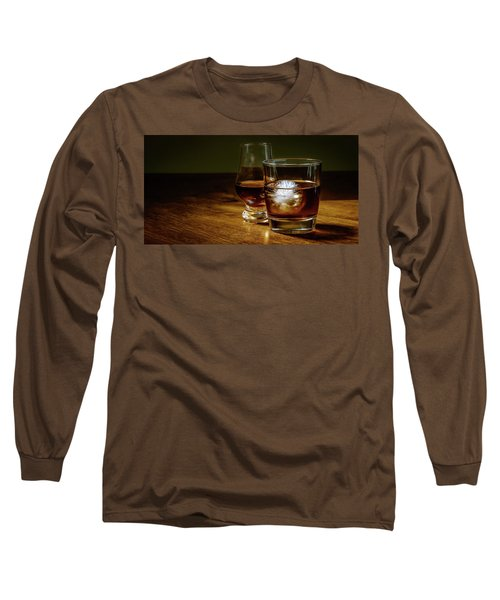 Whisky For Two Long Sleeve T-Shirt