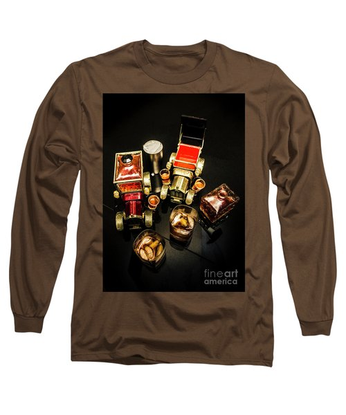 Whisky Wagons Long Sleeve T-Shirt