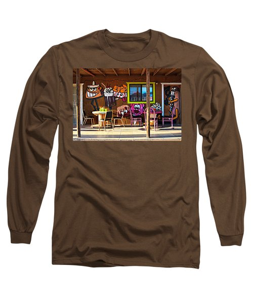 Wild West Dining Long Sleeve T-Shirt
