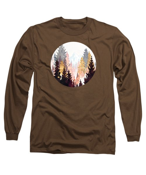 Wine Forest Long Sleeve T-Shirt