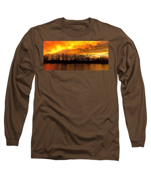 Winter Warmth Long Sleeve T-Shirt