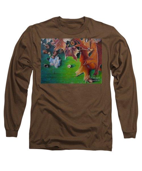 Winter's Prerequisite Long Sleeve T-Shirt
