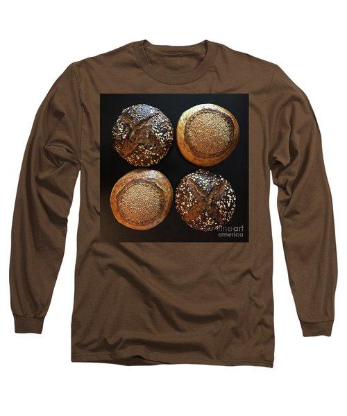 X And O Sourdough Long Sleeve T-Shirt