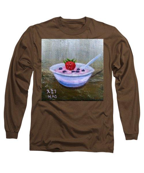 Yogurt Long Sleeve T-Shirt