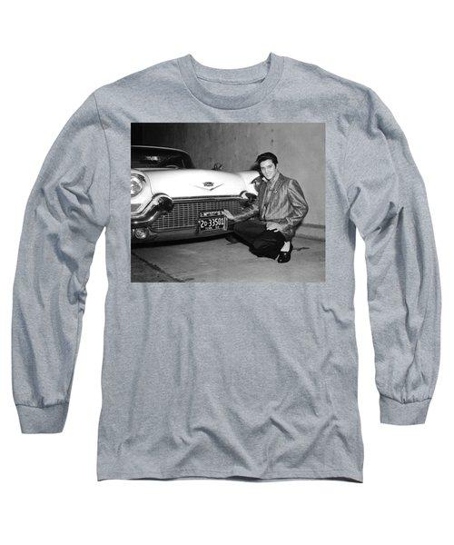Elvis Presley Long Sleeve T-Shirt