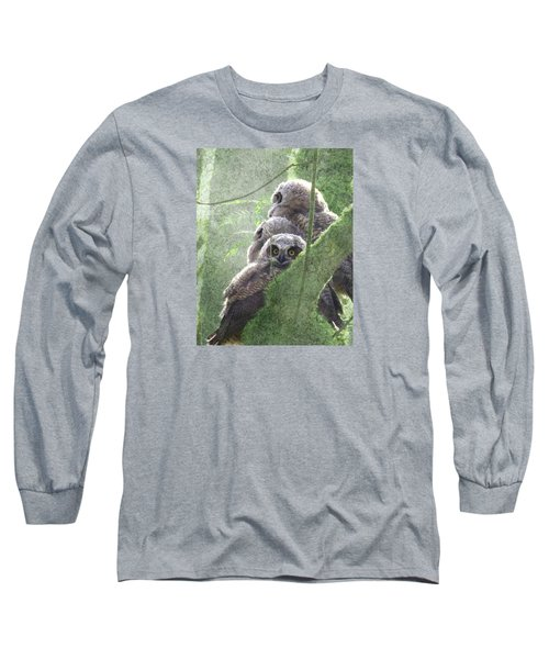 Long Sleeve T-Shirt featuring the photograph Harbingers Of Spring by I'ina Van Lawick